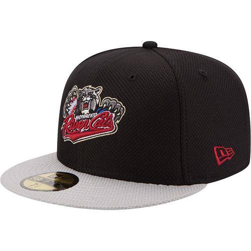BP FITTED CAP, SACRAMENTO RIVER CATS