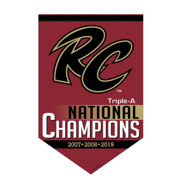 BANNER CHAMP 19, SACRAMENTO RIVER CATS