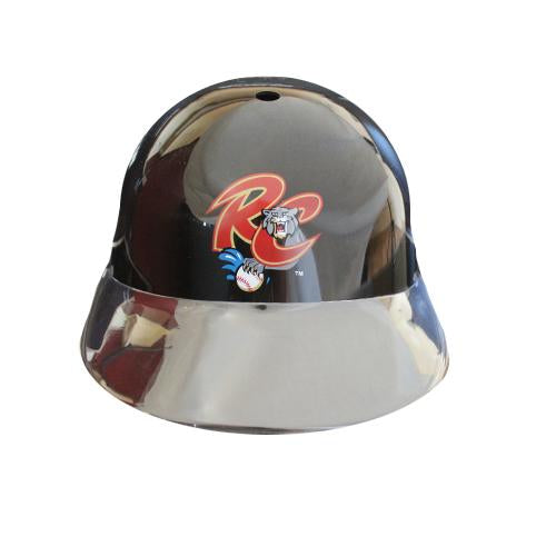 BATTING HELMET BLACK, SACRAMENTO RIVER CATS