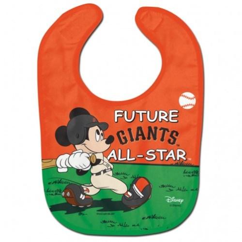 BIB SF MICKEY , SACRAMENTO RIVER CATS