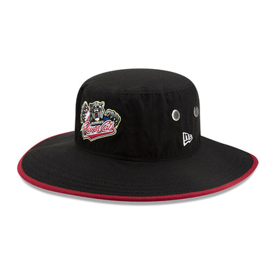 BLACK RIVER CATS BUCKET HAT, SACRAMENTO RIVER CATS