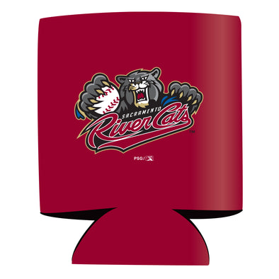CAN KOOZIE RIVER CATS, SACRAMENTO RIVER CATS