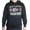 CHAMP PRIMARY HOODIE BLACK, SACRAMENTO RIVER CATS