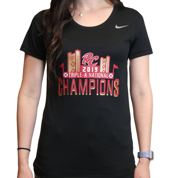 CHAMPIONS BRIDGE T LADIES, SACRAMENTO RIVER CATS