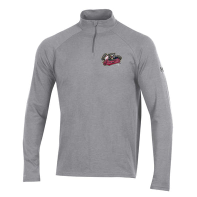 CHARGED 1/4 ZIP MEN, SACRAMENTO RIVER CATS