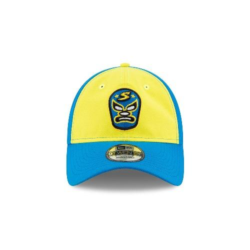 DORADOS 9/20 BLUE/YELLOW, SACRAMENTO RIVER CATS