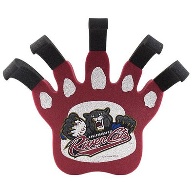 FOAM CLAW CARDINAL, SACRAMENTO RIVER CATS