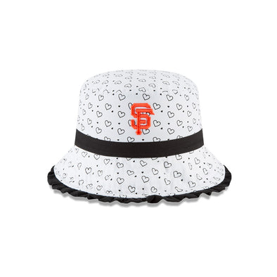 FRILL BUCKET HAT SF - TODDLER, SACRAMENTO RIVER CATS