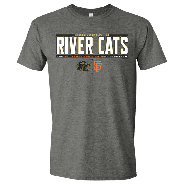 GIFT MEN'S AFFILIATE T, SACRAMENTO RIVER CATS