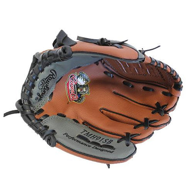 GLOVE 9 INCH BROWN, SACRAMENTO RIVER CATS