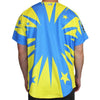 JERSEY DORADOS BLUE/YELLOW, SACRAMENTO RIVER CATS