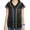 JERSEY LADIES BLK/GOLD, SACRAMENTO RIVER CATS