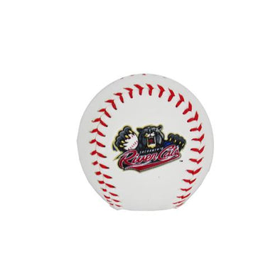 MINI LOGO BALL, SACRAMENTO RIVER CATS