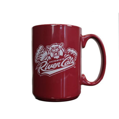 MUG PRIMARY CARD, SACRAMENTO RIVER CATS