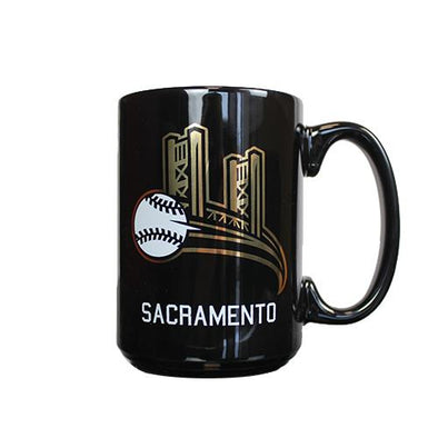 MUG TOWER BRIDGE, SACRAMENTO RIVER CATS