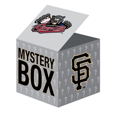 AFFILIATE MYSTERY BOX, SACRAMENTO RIVER CATS