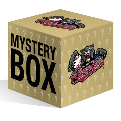River Cats Mystery Box, Sacramento River Cats