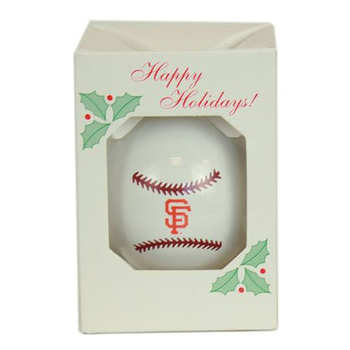 ORNAMENT SF/RC, SACRAMENTO RIVER CATS