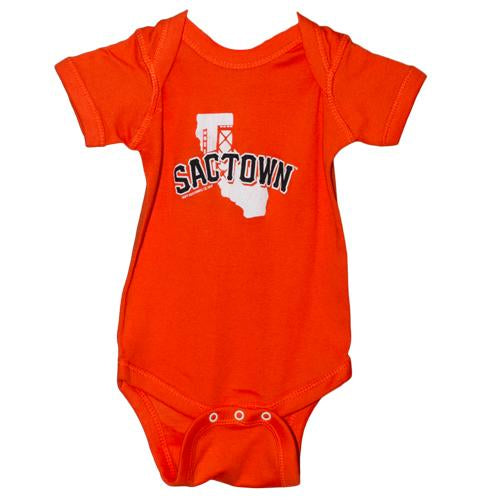 ONESIE SACTOWN, SACRAMENTO RIVER CATS