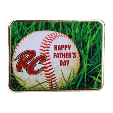 PIN - FATHERS DAY 2016, SACRAMENTO RIVER CATS