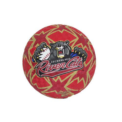 PLAYGROUND BALL 15 MEDIUM, SACRAMENTO RIVER CATS