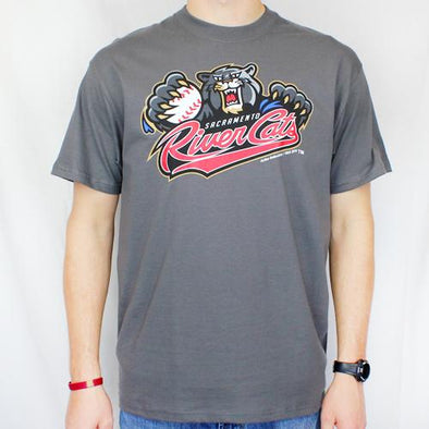 PRIMARY - DARK GRAY, SACRAMENTO RIVER CATS