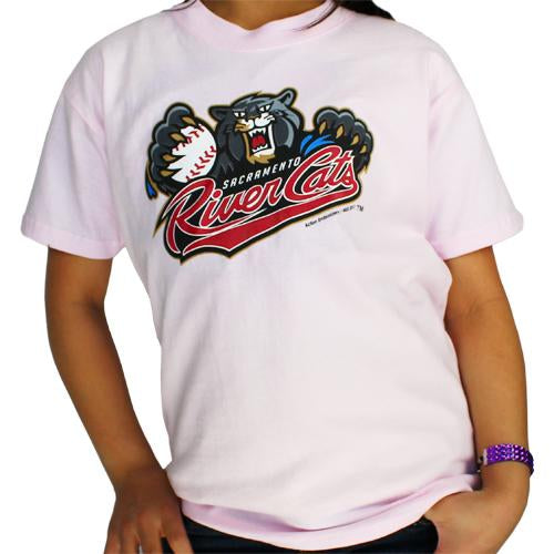 PRIMARY YOUTH - PINK, SACRAMENTO RIVER CATS