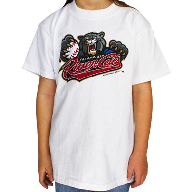 PRIMARY YOUTH - WHITE, SACRAMENTO RIVER CATS