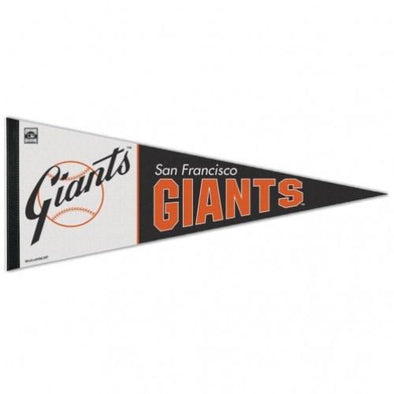 PENNANT SF BLACK AND WHITE, SACRAMENTO RIVER CATS