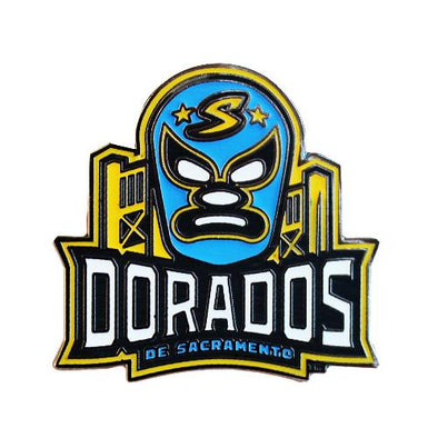 PIN DORADOS, SACRAMENTO RIVER CATS