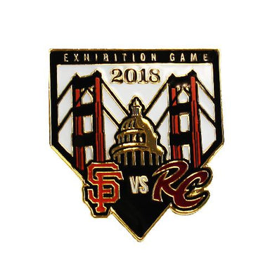 PIN EXHIBITION 18, SACRAMENTO RIVER CATS
