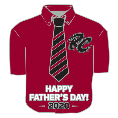 PIN FATHER'S DAY 2020, SACRAMENTO RIVER CATS