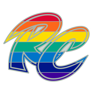 PIN PRIDE RC, SACRAMENTO RIVER CATS