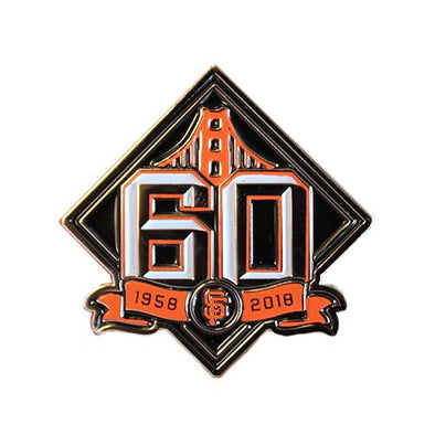 PIN SF 60TH, SACRAMENTO RIVER CATS