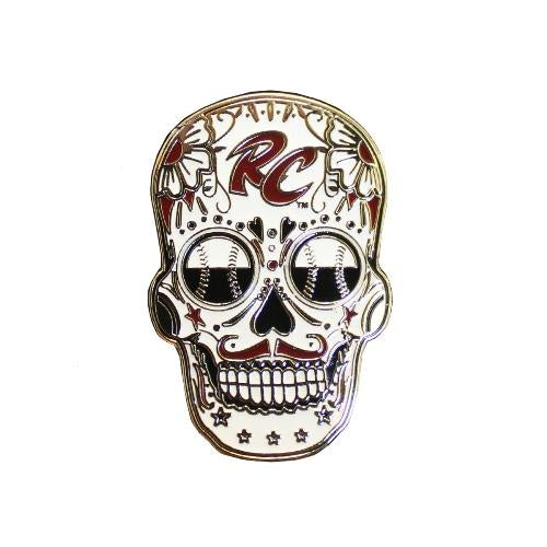 PIN SUGAR SKULL, SACRAMENTO RIVER CATS