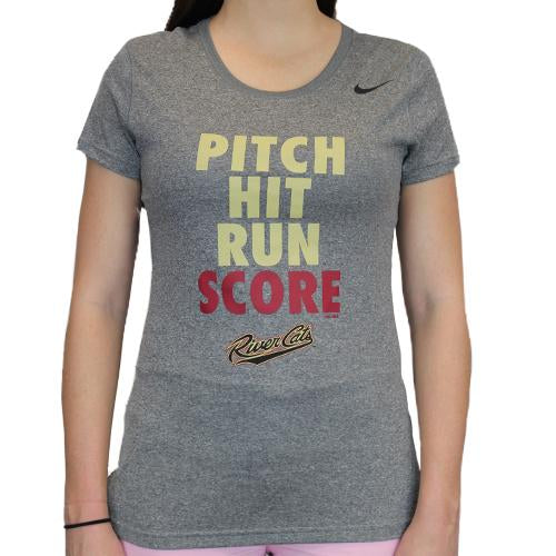 PITCH HIT RUN T, SACRAMENTO RIVER CATS
