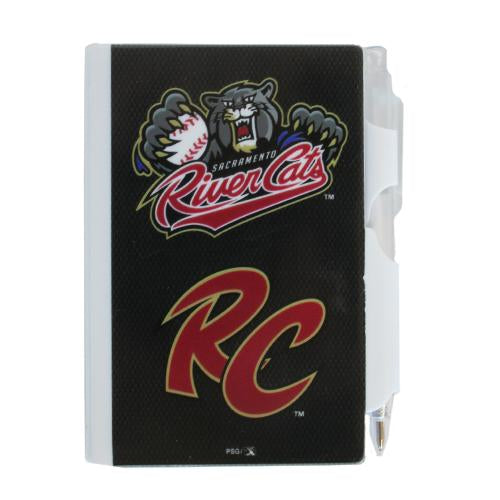 POCKET NOTEBOOK 18, SACRAMENTO RIVER CATS