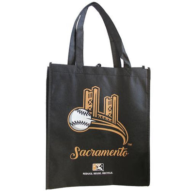 REUSABLE BAG BRIDGE, SACRAMENTO RIVER CATS