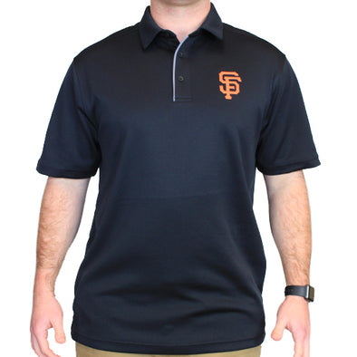 SF UNDER ARMOUR TECH POLO, SACRAMENTO RIVER CATS