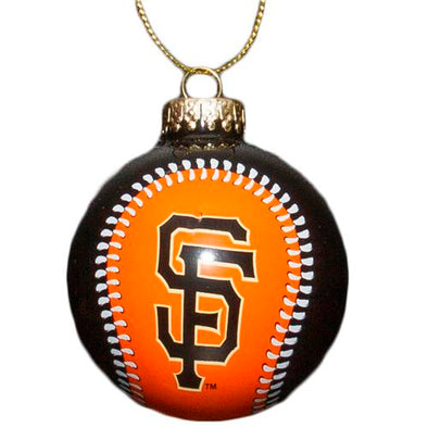 SF SEAMS ORNAMENT, SACRAMENTO RIVER CATS
