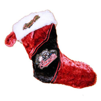 CHRISTMAS STOCKING, SACRAMENTO RIVER CATS