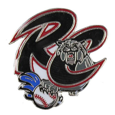 PIN - SUNDAY LOGO, SACRAMENTO RIVER CATS