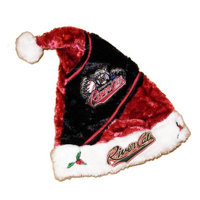 SANTA HAT, SACRAMENTO RIVER CATS