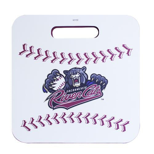 SEAT CUSHION SEAMS, SACRAMENTO RIVER CATS