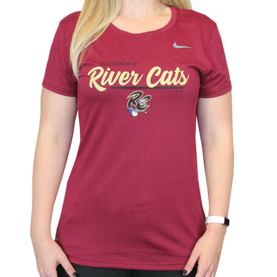 SHANNON LEGEND T LADIES, SACRAMENTO RIVER CATS