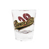 SHOT GLASS 2 LOGO RCATS, SACRAMENTO RIVER CATS