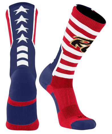 SOCK USA FLAG, SACRAMENTO RIVER CATS