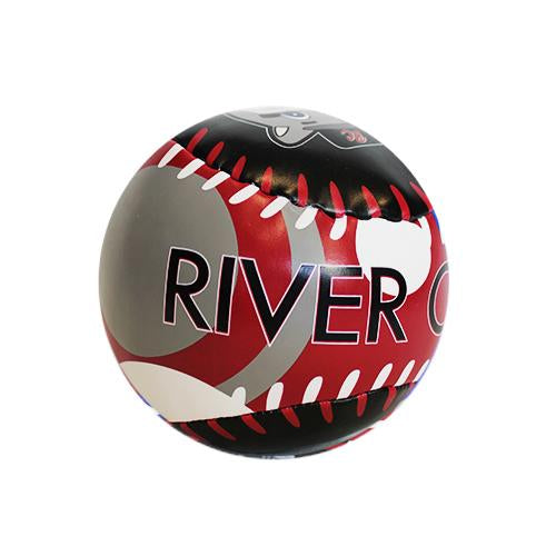 "SOFTEE 4"" DINGER, SACRAMENTO RIVER CATS"