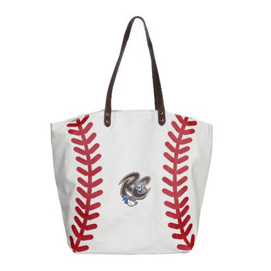 TOTE CANVAS B/BALL, SACRAMENTO RIVER CATS