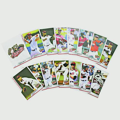 TRADING CARDS 2019 RC, SACRAMENTO RIVER CATS